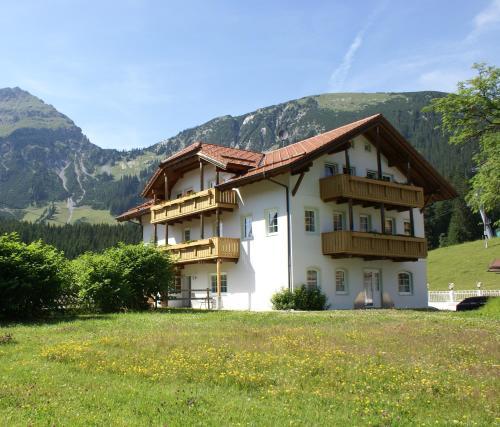 Appartementhaus Egghof Berwang