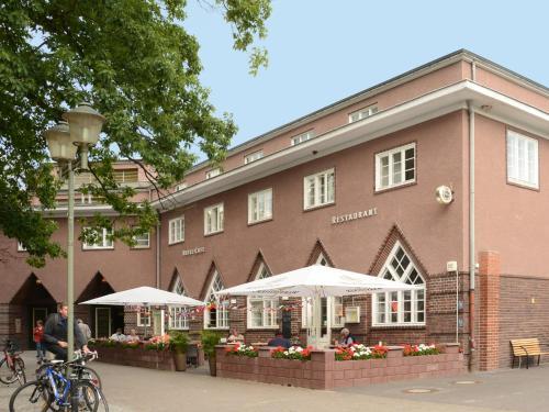Hotel Bonverde (Wannsee-Hof) impression