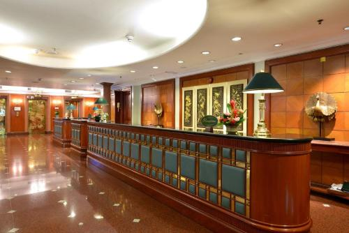 Evergreen Laurel Hotel Sathorn Bangkok photo 18