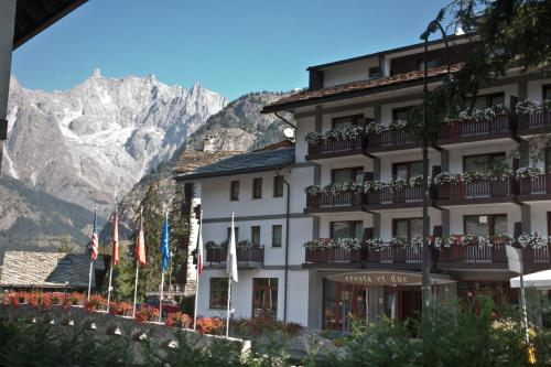 Cresta Et Duc Hotel Courmayeur