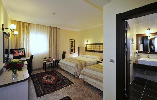 Dinler Hotels Nevsehir foto della camera