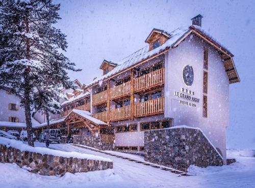 Le Grand Aigle Hotel & Spa**** Serre Chevalier Villeneuve