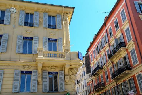 Hôtel Le Seize, Nice Centre - Hôtel - Nice