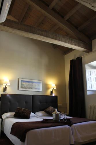 Double Room with Lounge Hotel Leonor de Aquitania 12