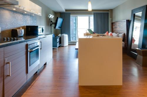 NUVO Hotel Suites for Residence - Calgary, AB T2R 0J1