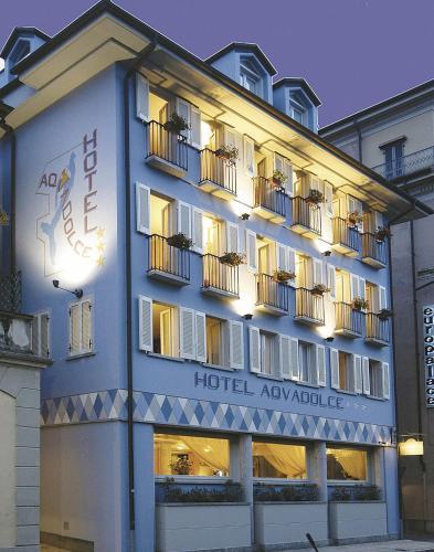 Hotel Aquadolce - Verbania