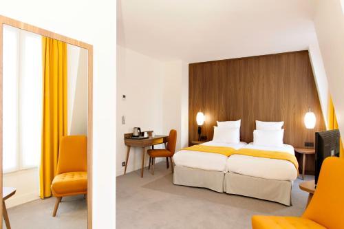 Best Western Plus 61 Paris Nation Hotel photo 79