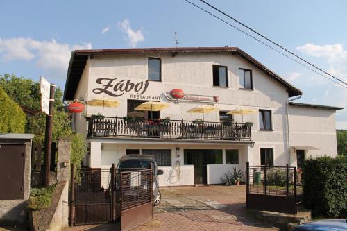 Hotel-overnachting met je hond in Záboj restaurant - Karlsbad