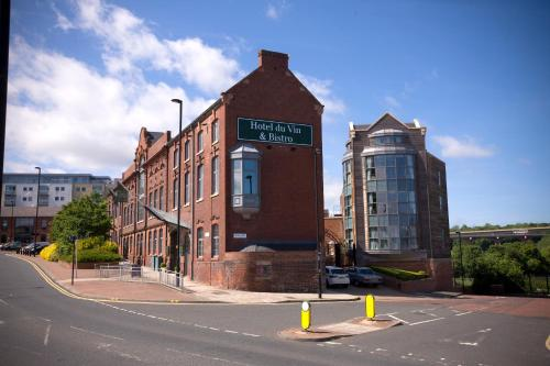 Allan House, City Road, Newcastle upon Tyne NE1 2AP, England.