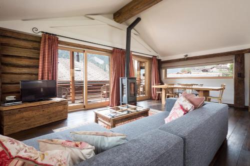 La Ruinette - Lyngen Apartments Le Châble
