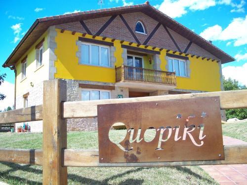 . Casa Rural Quopiki