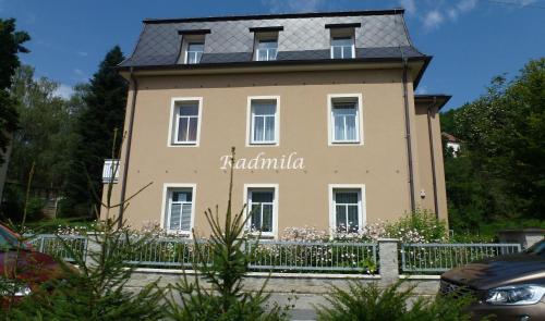 . Apartmán Vila Radmila