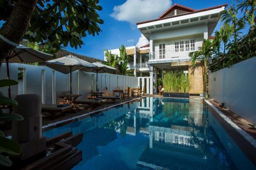 HotelAngkor Boutique Villa