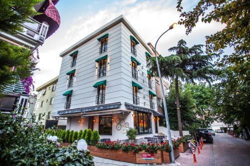 Istanbul Juliet Rooms & Kitchen yol tarifi