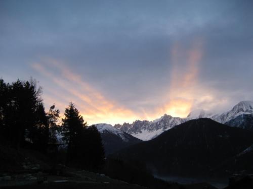 . Mont Blanc Views Apartments