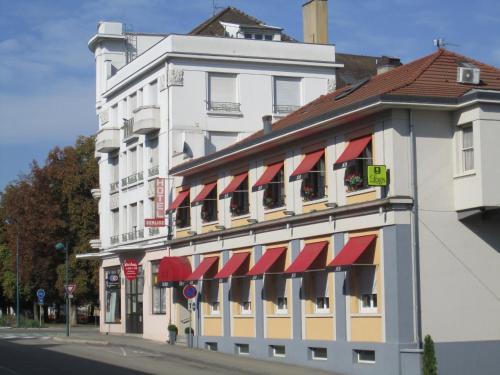 Hotel Berlioz Basel Airport H 244 Tel Rue Henner 68300