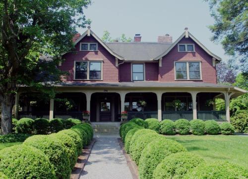 1900 Inn on Montford - Accommodation - Asheville