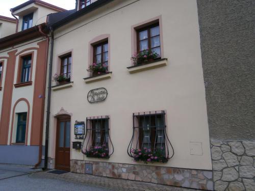 Hotel-overnachting met je hond in Penzion Po Vode - Český Krumlov