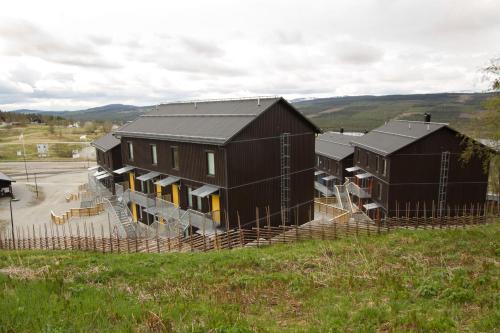 Funäs Ski Lodge - Apartment - Funäsdalen