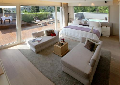 Attic Suite (1 or 2 people) ABaC Restaurant Hotel Barcelona GL Monumento 41