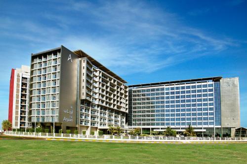 Park Arjaan by Rotana, Abu Dhabi impression