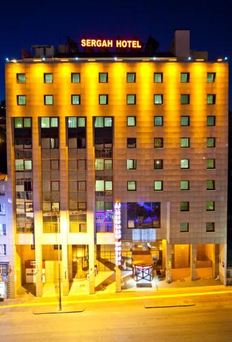 Ankara Sergah Hotel fiyat