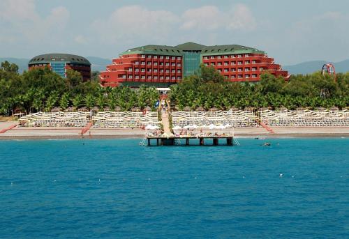 Okurcalar Delphin Deluxe Resort indirim kuponu