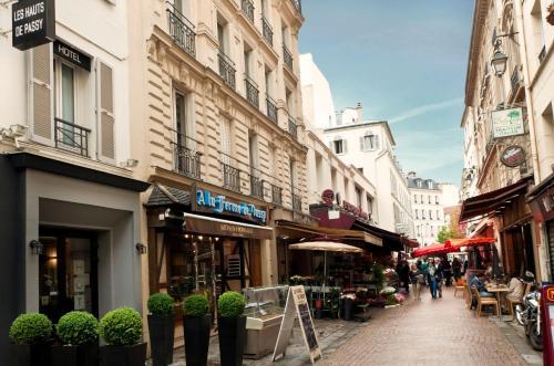 Les Hauts de Passy - Trocadero Eiffel impression