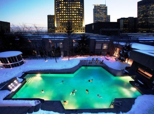 Hotel Bonaventure Montreal Hlavní fotka