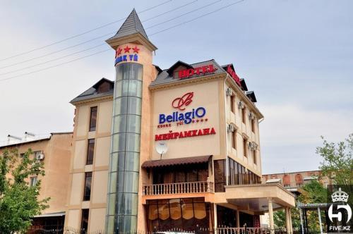 Hotel Bellagio Shymkent