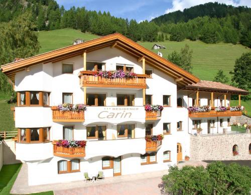 Residence Carin Wolkenstein-Selva Gardena