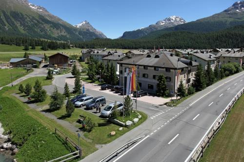 Hotel Saluver Celerina