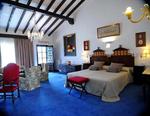 Superior Double or Twin Room San Román de Escalante 59