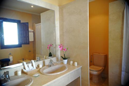 Superior Double or Twin Room San Román de Escalante 58