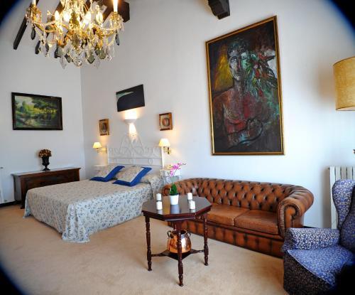 Superior Double or Twin Room San Román de Escalante 62