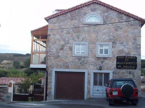 . Casa Rural La Buhardilla de Gredos