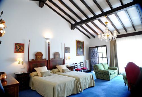 Superior Double or Twin Room San Román de Escalante 68