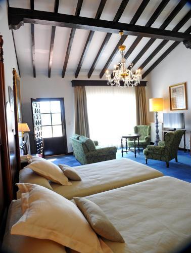 Superior Double or Twin Room San Román de Escalante 67