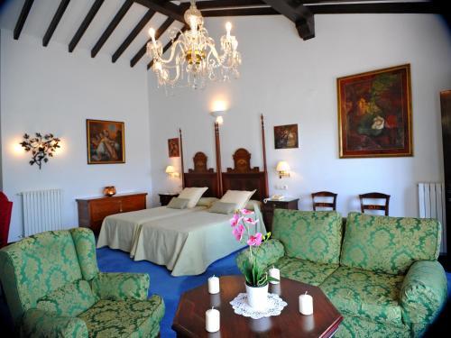 Superior Double or Twin Room San Román de Escalante 65