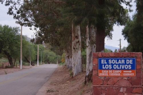 . El Solar De Los Olivos