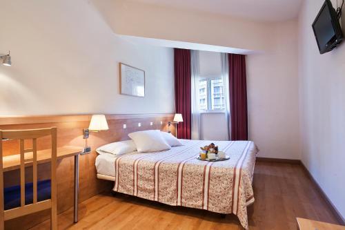 Hotel Antibes ** Barcelona