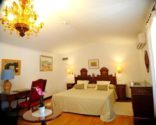 Double Room San Román de Escalante 57
