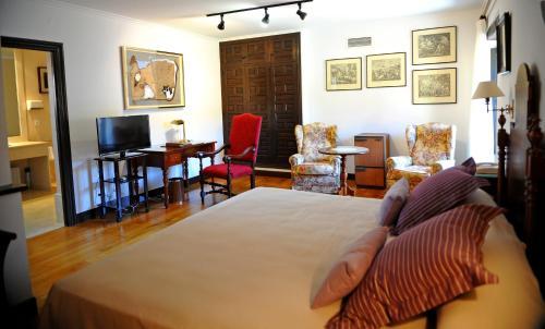 Double Room San Román de Escalante 70