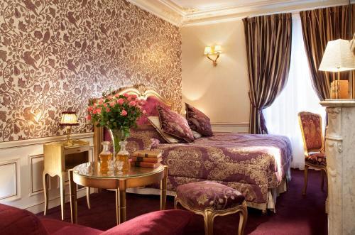 Hotel Saint Jacques photo 10