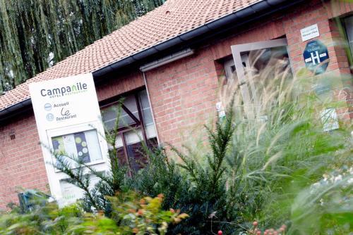 Campanile Lille Est - Villeneuve D'ascq - Hôtel - Villeneuve-d'Ascq