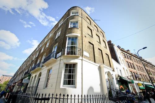 Leigh House Hotel, Bloomsbury