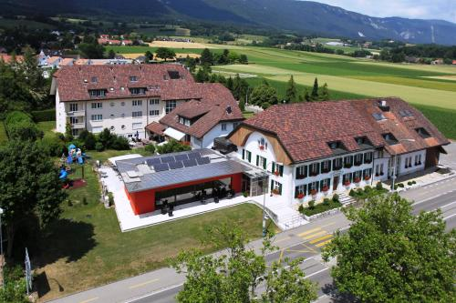 . Hotel Urs und Viktor