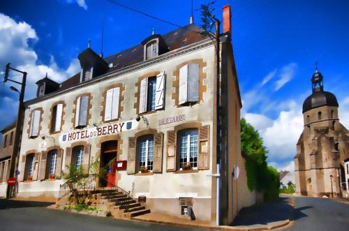 . Hôtel du Berry