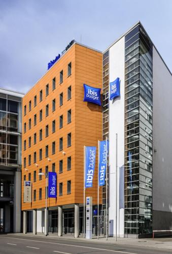 Hotel Ibis budget Hannover Hbf