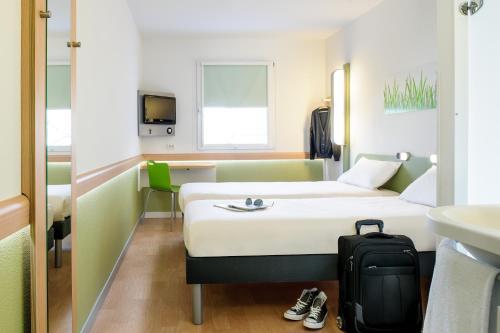 Hotelibis budget Hamburg City